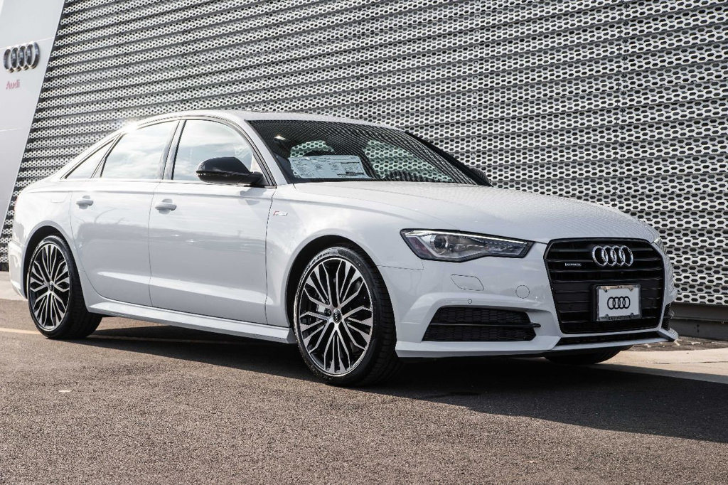 Officially Unveiled: 2018 Audi A6