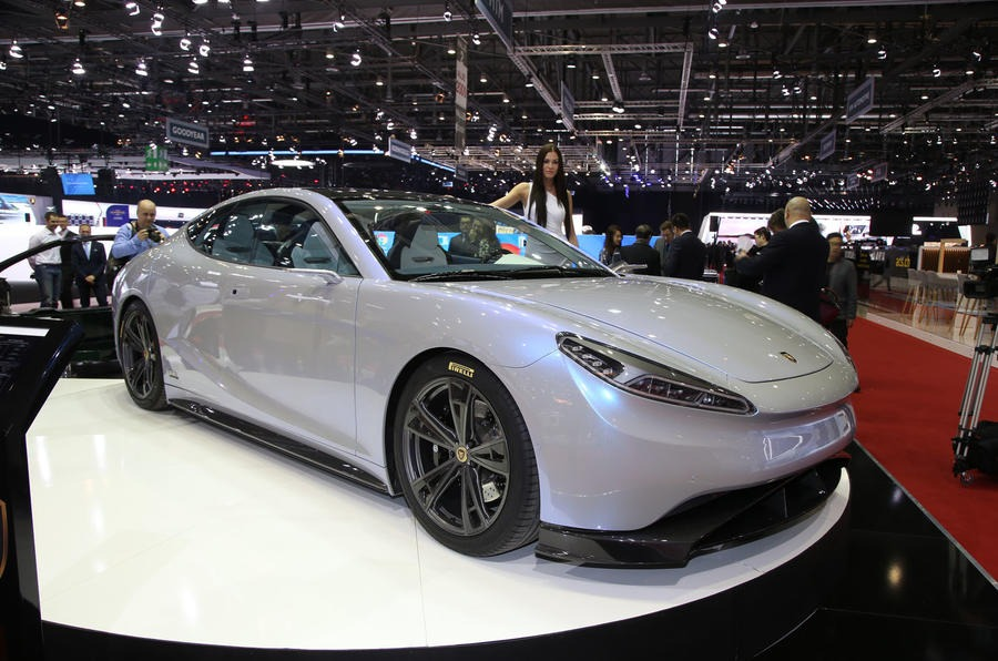 LCVHI Venere At Geneva Motor Show 2018