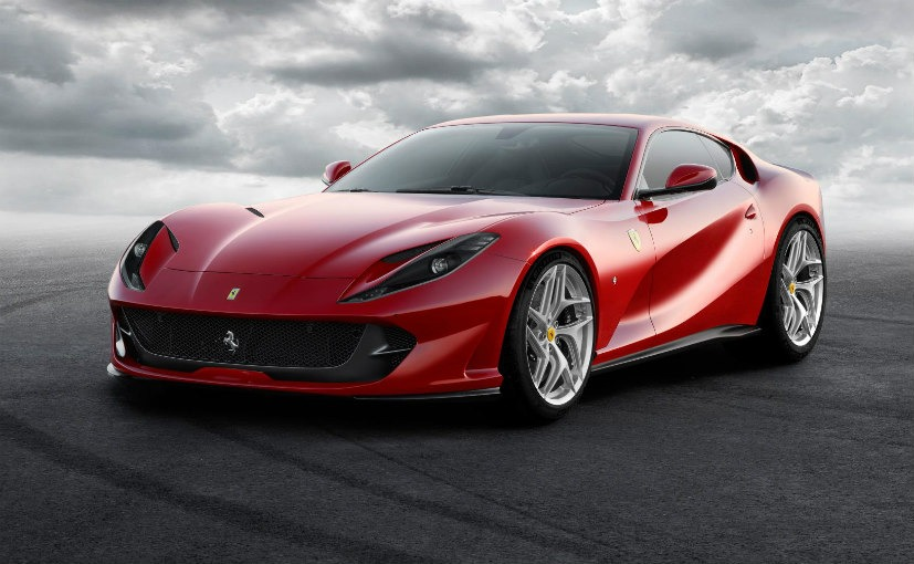 Ferrari's Flagship GT Launched