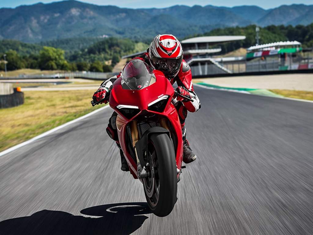 Ducati Panigale V4 In India
