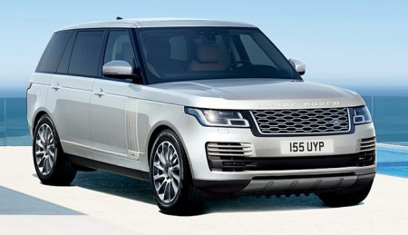 Land Rover's leading Range Rover becomes greener, cooler for 2019