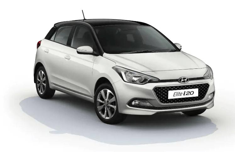 Hyundai i20 FaceliftTata