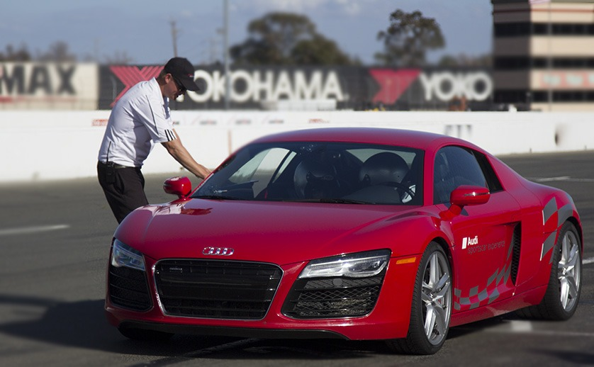 2018 AUDI SPORTSCAR EXPERIENCE: WILD, EXCITING!