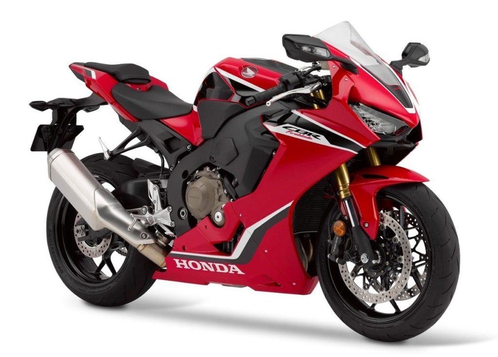 Honda CBR 1000 RR Fireblaze
