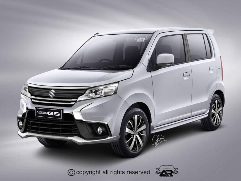 Maruti Suzuki WagonR Facelift