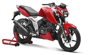 TVS Apache RTR 160 4V- Overview – Variants, Mileage And Reviews