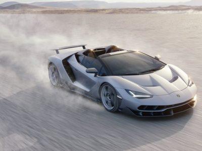 Lamborghini Centenario – 759bhp V12 Supercar {2019}