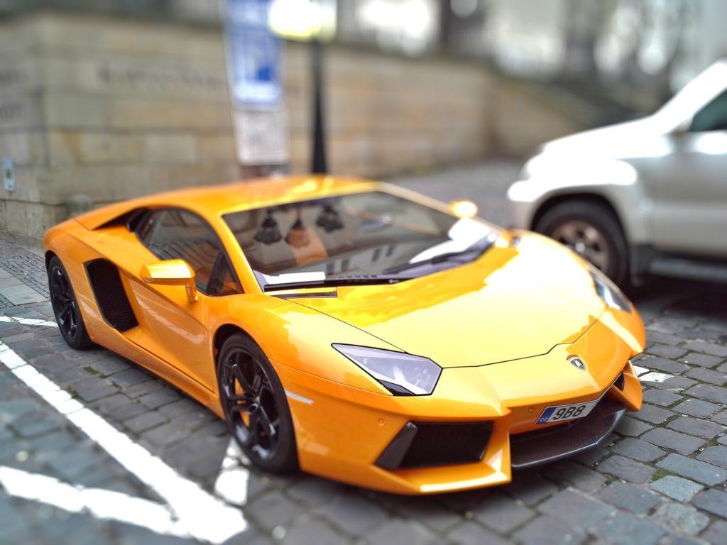 Lamborghini Centenario – 759bhp V12 supercar