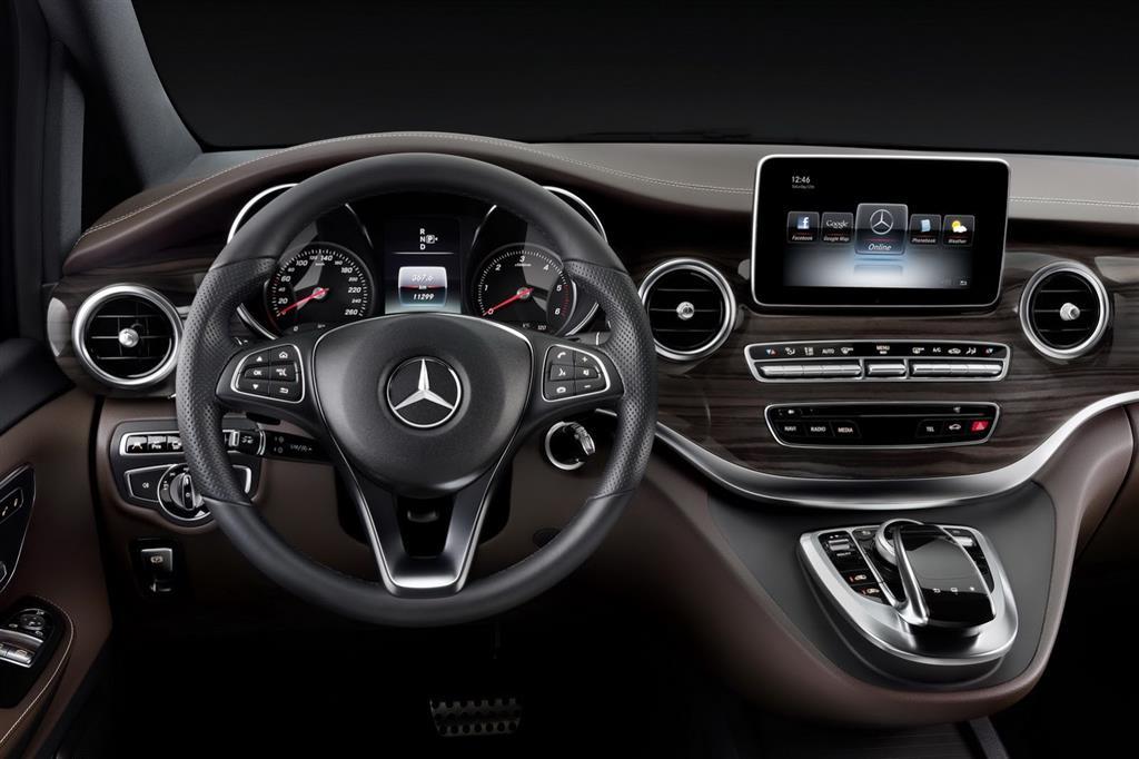Mercedes-Benz V 220D